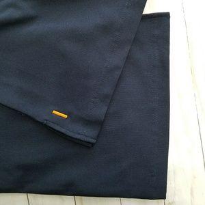 02771fb84df Lucy tech navy blue yoga pants boot cut flare sm